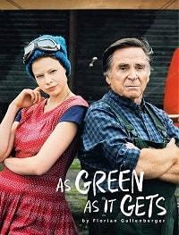 Зеленее не станет - Сказал Садовник и улетел